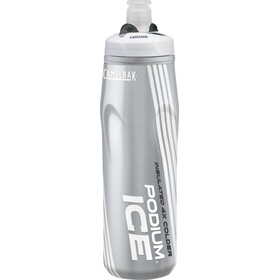 CamelBak Podium Ice Bidon 620ml grijs/wit
